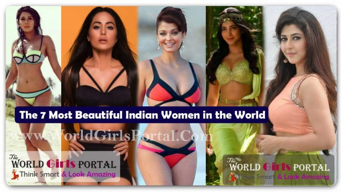 The 7 Most Beautiful Indian Women in the World | Gorgeous Heroin in Bollywood - South Indian Actress - HD Wallpaper - World Girls Portal