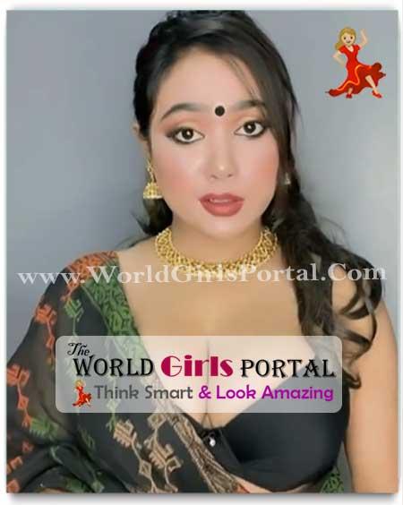 Education of Lovely Ghosh Social Persence Instagram Super Model bengali